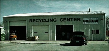 Recycling Center Building