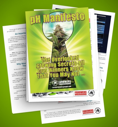 The pH manifesto cover page