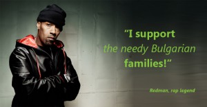 Redman Supports Holiday Heroes